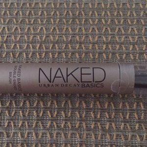 NWT!! Urban Decay Naked Basics Double Brush